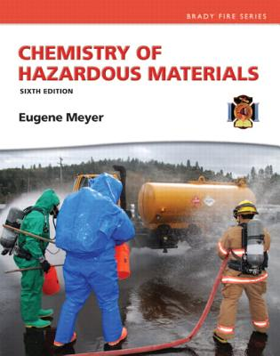 Chemistry of Hazardous Materials By Meyer, Eugene